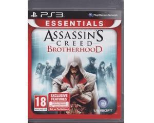 Assassin's Creed : Brotherhood (essentials) (PS3)