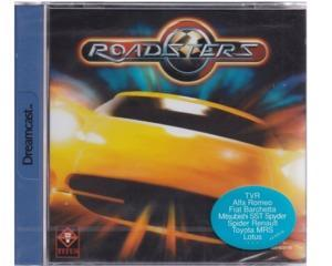 Roadsters m. kasse og manual (Dreamcast)