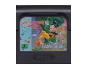 Land of Illusions starring Mickey Mouse (Game Gear)