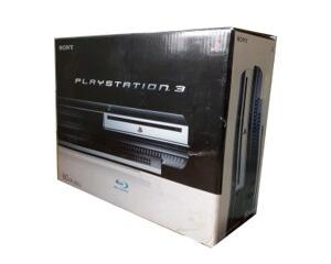 Playstation 3 60GB m. kasse og manual