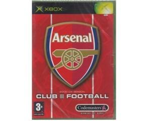 Arsenal Club Football 2003/2004 (forseglet) (Xbox)