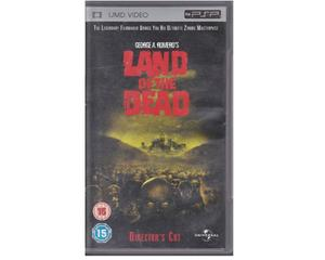 Land of the Dead (Video) (forseglet)