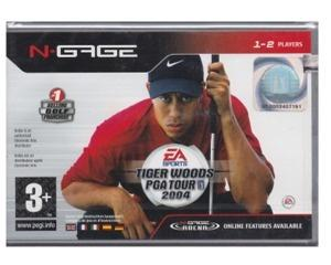 Tiger Woods PGA Tour 2004 (forseglet)