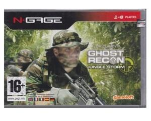 Ghost Recon : Jungle Storm (forseglet)