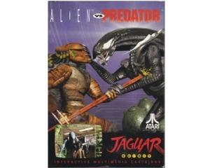 Alien vs Predator m. kasse og manual (Jaguar) (forseglet)