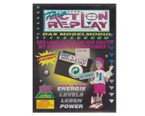 Pro Action Replay m. kasse, manual og kodebog
