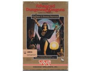 AD&D Gateway to the Savage Frontier (Amiga) (1mb) m. kasse og manual