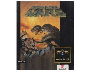Dino Wars (Amiga) (512k) m. kasse og manual
