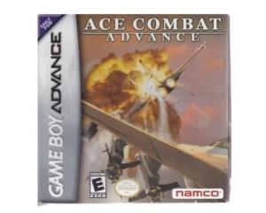 Ace Combat Advance m. kasse og manual