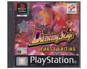 Dancing Stage : Party Edition (PS1)