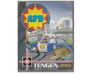 APB (bånd) (Commodore 64)