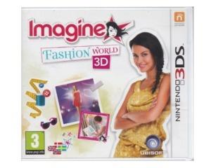 Imagine : Fasion World 3d (3DS)