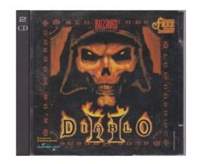 Diablo II m. expansions set (kun i jewelcase) (CD-Rom)