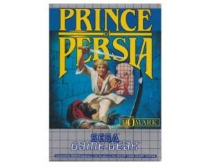 Prince of Persia m. kasse (skadet) og manual