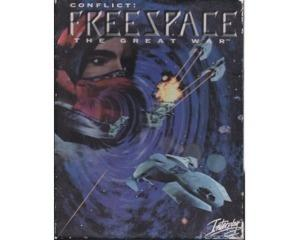 Conflict : Freespace m. kasse og manual (CD-Rom)