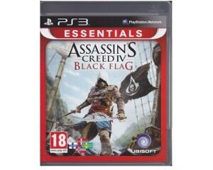 Assassins Creed IV : Black Flag (essentialt) (PS3)