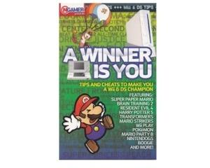 A Winner is You (Spilguide til Wii/DS)