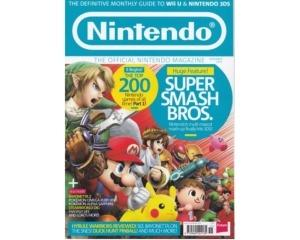 Nintendo Official Magazine #113 November 2014