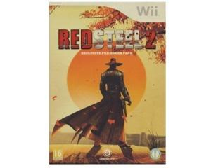 Red Steel 2 (Wii Preorder pack)
