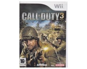 Call of Duty 3 (Wii)