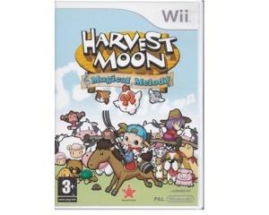Harvest Moon : Magical Melody (Wii)