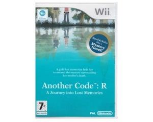 Another Code : R : A Journey into Lost Memories