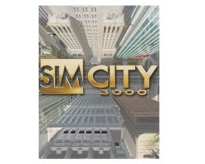Sim City 3000, The m. kasse og manual (CD-Rom)