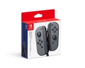 Switch Grå Joy-Con Par (ny vare)