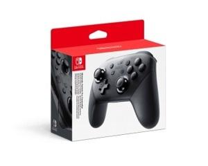 Switch Pro Controller (ny vare)
