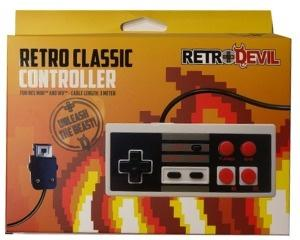 Nes Mini Controller (ny vare) (RetroDevil)