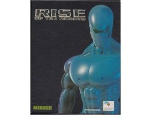 Rise of the Robots (Amiga) (1mb) m. kasse