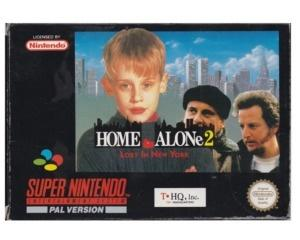 Home Alone 2 : Lost in New York (esp) m. kasse og manual