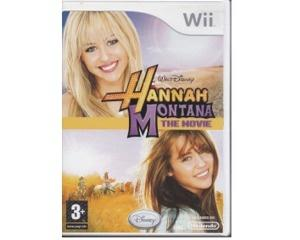 Hannah Montana : The Movie (Wii)