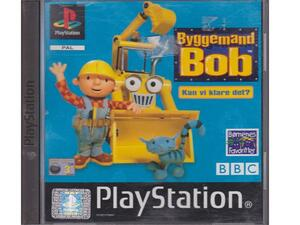 Byggemand Bob u. manual (PS1)