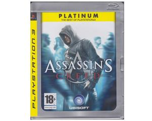 Assassin's Creed (platinum) u. manual