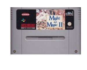 Might and Magic 2 (tysk) (SNES)
