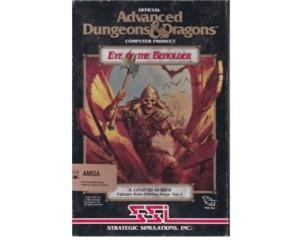 AD&D Eye of the Beholder (Amiga) (1mb) m. kasse