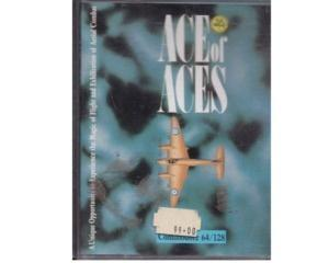 Ace of Aces (bånd) u. manual (Commodore 64)