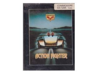Action Fighter (bånd) u. manual (Commodore 64)