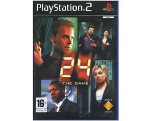 24 : The Game (forseglet) (PS2)