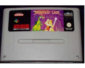 Dragon's Lair (SNES)