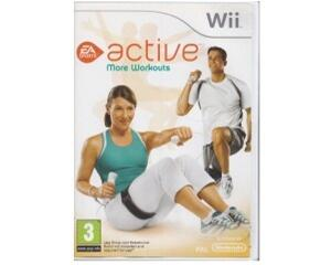 Active : More Workouts (Wii)