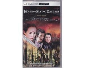 House of Flying Daggers (Video)