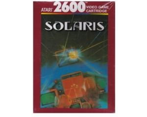 Solaris (A2600) m. kasse og manual