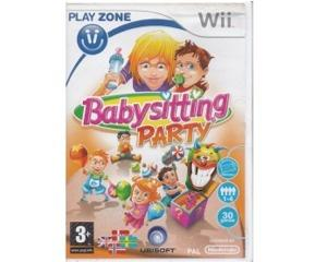 Babysitting Party (forseglet) (Wii)
