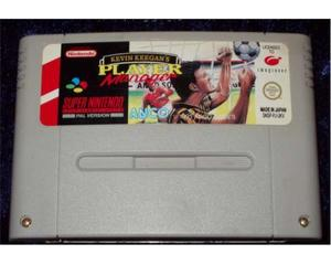 Kevin Keegan's Player Manager (SNES)