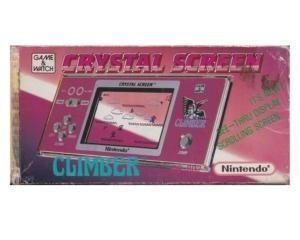 Climber (DR-802) Crystal Screen (Nintendo) m. kasse (slidt)