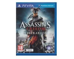 Assassins Creed III : Liberation