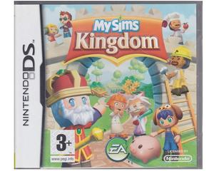 My Sims Kingdom u. manual