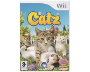 Catz (dansk) u. manual